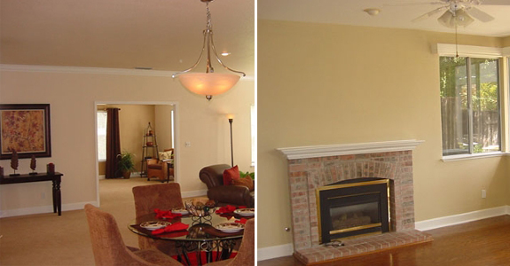 Interior Painting Vacaville, CA
